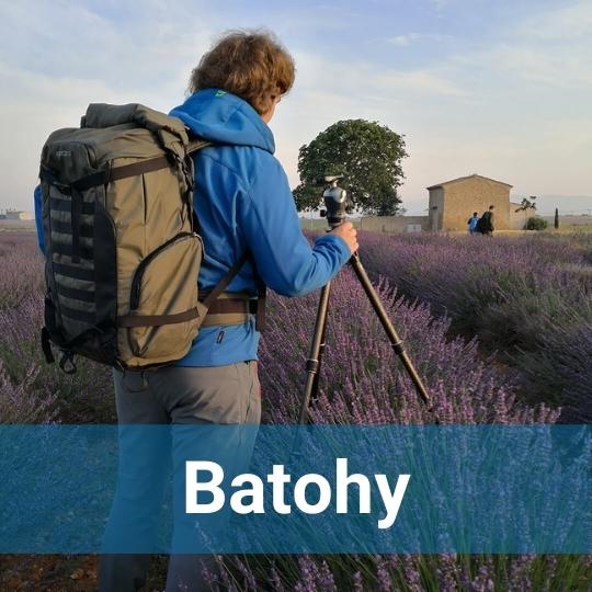 Batohy Gitzo