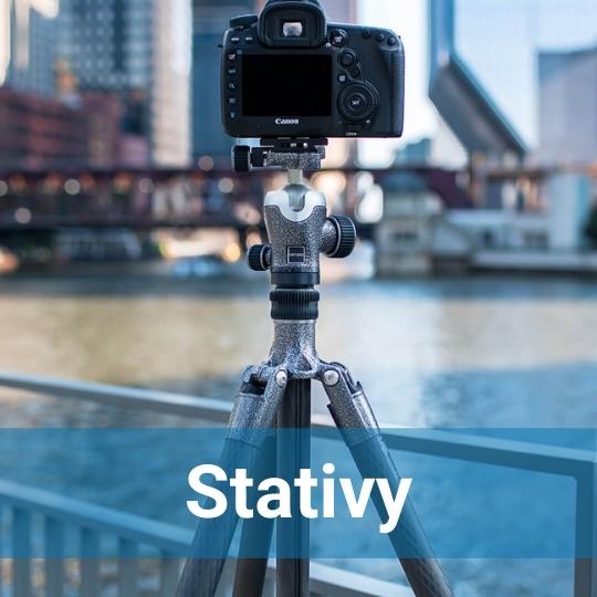 Stativy Gitzo