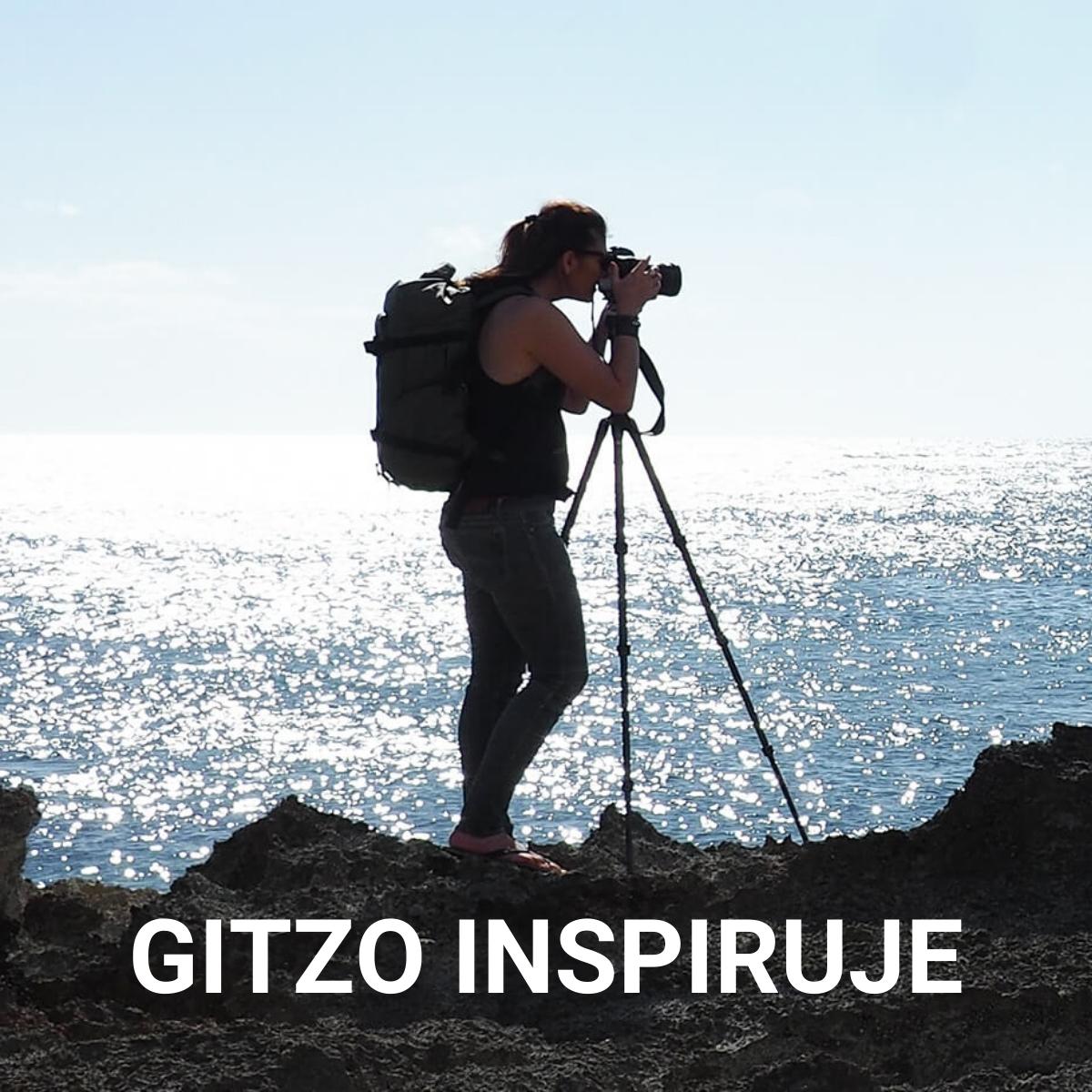 Gitzo Inspiruje